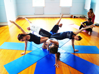 Sun Moon Partner Yoga Teachers Training