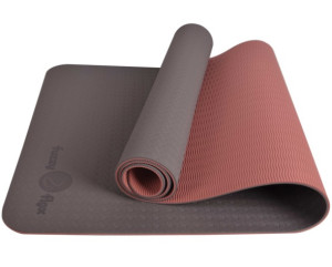 Eco-Flex Yoga Mat Caramel Brown