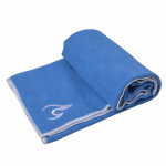 Fuzzy Flex Towels Blue