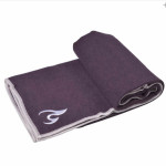 Fuzzy Flex Towels Purple Berry