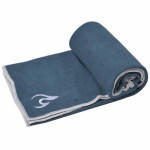 Fuzzy Flex Towels Slate Green